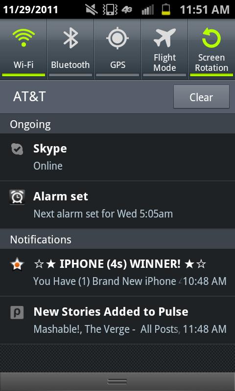 wpid SC20111129 115138 [Android] Identifica las aplicaciones que publican anuncios en la barra de notificaciones