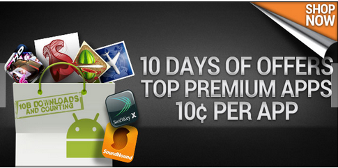 10apps [Android] Aplicaciones a 10 centavos día #3 y Google Currents