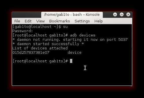 adbdevices Cómo rootear la Nexus 7 en Linux usando ADB