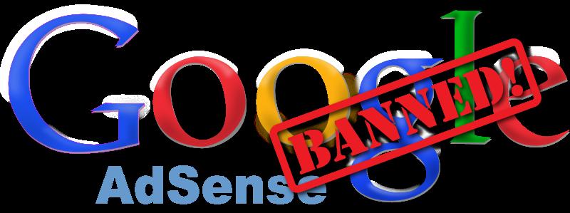 Bagaimana Jika Akun Adsense Kena Banned
