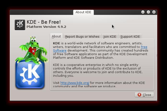 kde4.9.2 Actualiza tu Fedora a KDE SC 4.9.2