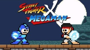 [Gratis] Descarga Street Fighter X Mega Man desde Capcom
