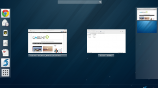 Nord Gnome Shell