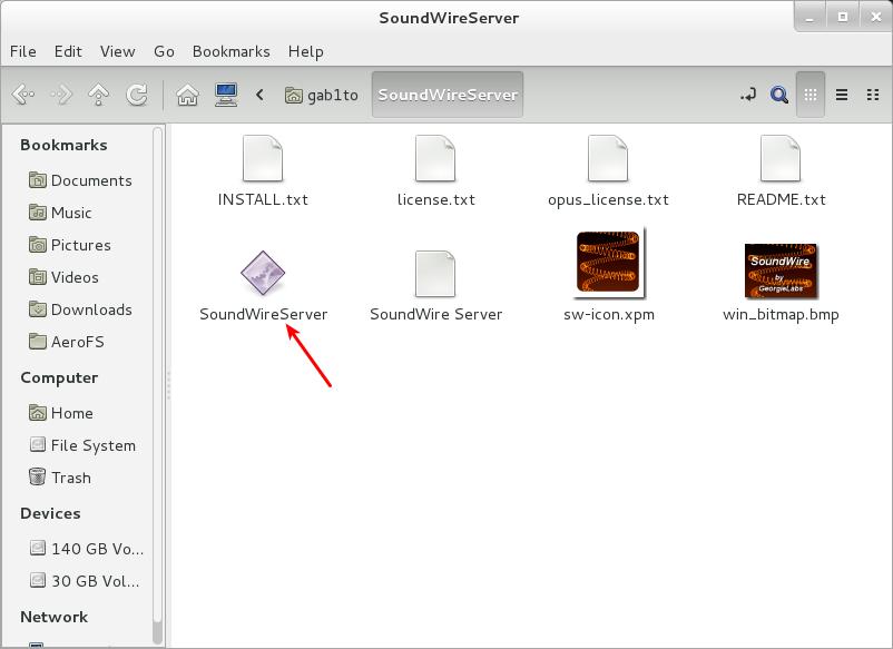 SoundWireServer 013 Transmite audio desde tu ordenador a Android con SoundWire