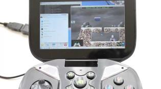 Arch Linux con KDE corriendo en un Nvidia Shield
