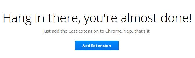 chromecastsetup10 Probando y configurando el Chromecast en Linux