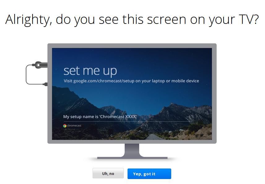 chromecastsetup3 Probando y configurando el Chromecast en Linux
