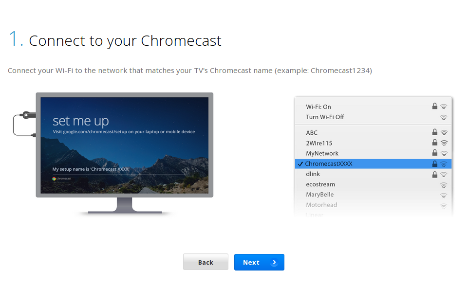 chromecastsetup4 Probando y configurando el Chromecast en Linux