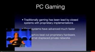 Linux es el futuro de los videojuegos