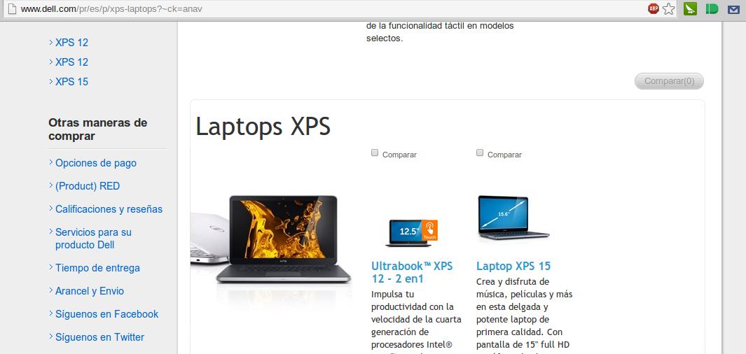 dellnoxps13 ¿Qué tan difícil es comprar una Dell XPS 13 con Ubuntu?